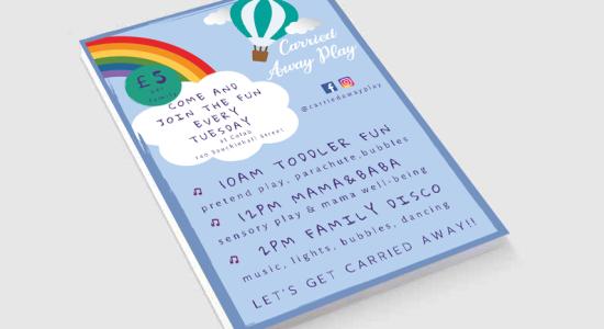 Flyer Printing & Design | Stirling - KST Marketing